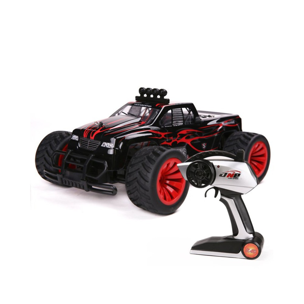 2016 Hot sell RC Car 2.4G 1/16 High Speed Car Monster Truck Radio Control Buggy RC Bigfoot Racing Car kids Toy 6w 1 new product 2pcs lot ac 85 265v outdoor stone wall lighting led lamp hot sale led waterproof outdoor wall lamp