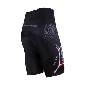 Image 3 - ZERO จักรยาน HOT SALE Mens Quick DRY กางเกงขาสั้นจักรยานเสือภูเขาจักรยาน 3D เจลเบาะกางเกงขาสั้นสีดำ M XXL