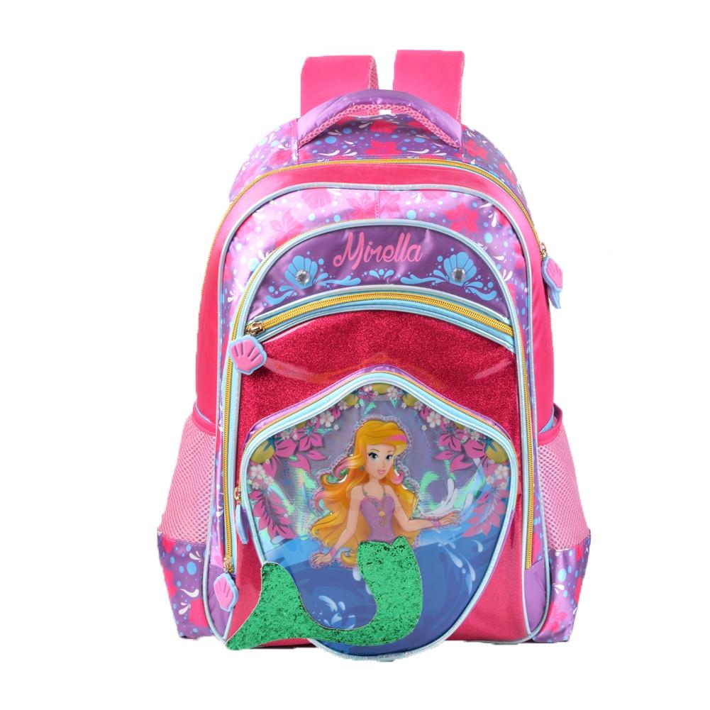2017 Kokocat Cute Mermaid Kids Children School Backpack Bags Bookbag Female Backpacks For S Student Schoolbag In From Luggage