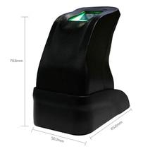 Zk biométrique d'empreintes digitales Scanner d'empreintes digitales ZK4500 lecteur d'empreintes digitales Support de développement SDK