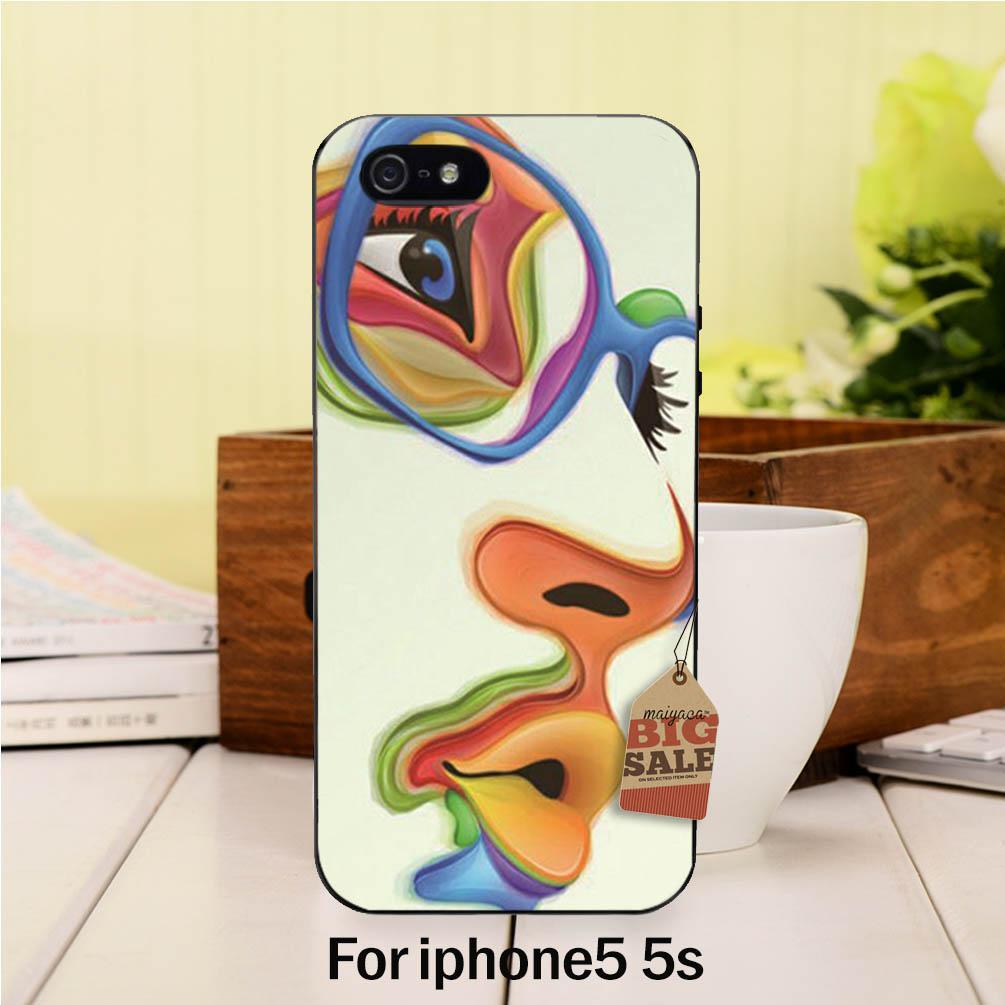 Negro suave tpu accesorios del teléfono para el iphone se 5s 6 siliconehot s 7 m