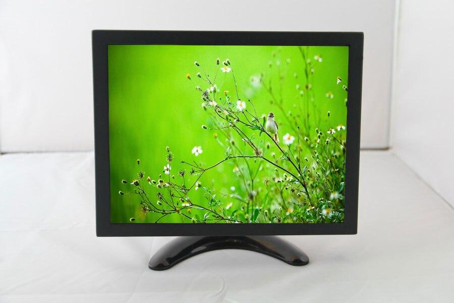 10 inch HD multifunctional metal monitor with USB /VGA /AV/BNC/ HDMI /AV