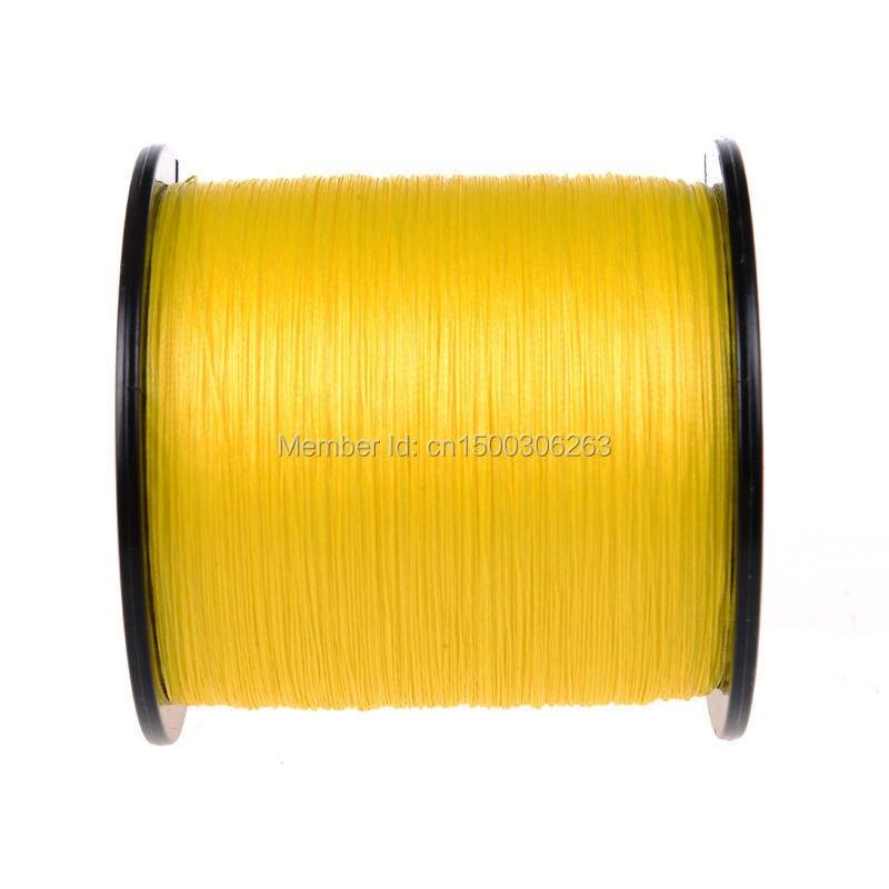 8 Strands 500M Yellow (2)