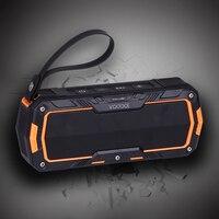 VODOOL Bluetooth Speaker Outdoor Sport Portable Wireless Waterproof Speaker Super Bass Shockproof Dustproof Stereo Sound Speaker
