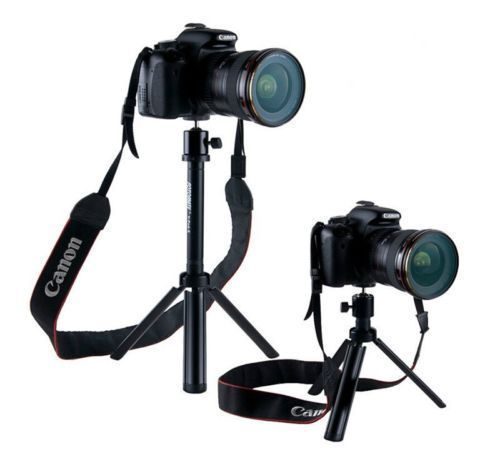 sonnovel LT-02 FOTOMATE V-POD-S Height Adjustable Mini Tripod K8G for SLR DSLR DV Camera
