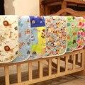 Mudar Pads & Capas de alta Qualidade À Prova D' Água para Mudar Fraldas de Algodão Dos Desenhos Animados Capas de Cama À Prova D' Água para Sala de Estar de Cama Infantil
