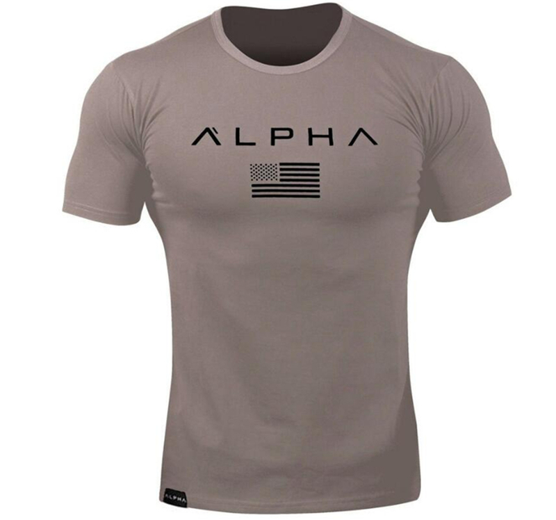 18 Mens Military Army T Shirt 17 Men Star Loose Cotton T-shirt O-neck Alpha America Size Short Sleeve Tshirts 19