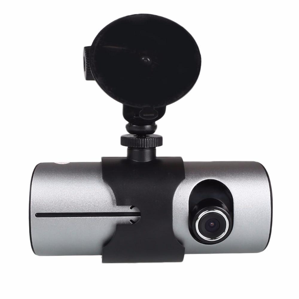 2.7 Inch 140 Wide Angle Dash Cam Camcorder 1080p Hd Car Dvr Camera Video Recorder Mini Micro Dual Lens G-sensor Gps Camera