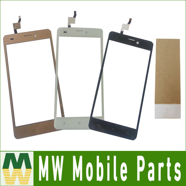 1PC/ Lot For Prestigio Wize NX3 PSP3517Duo PSP3517 Duo Black White Gord Color Touch Screen Replacement with tape