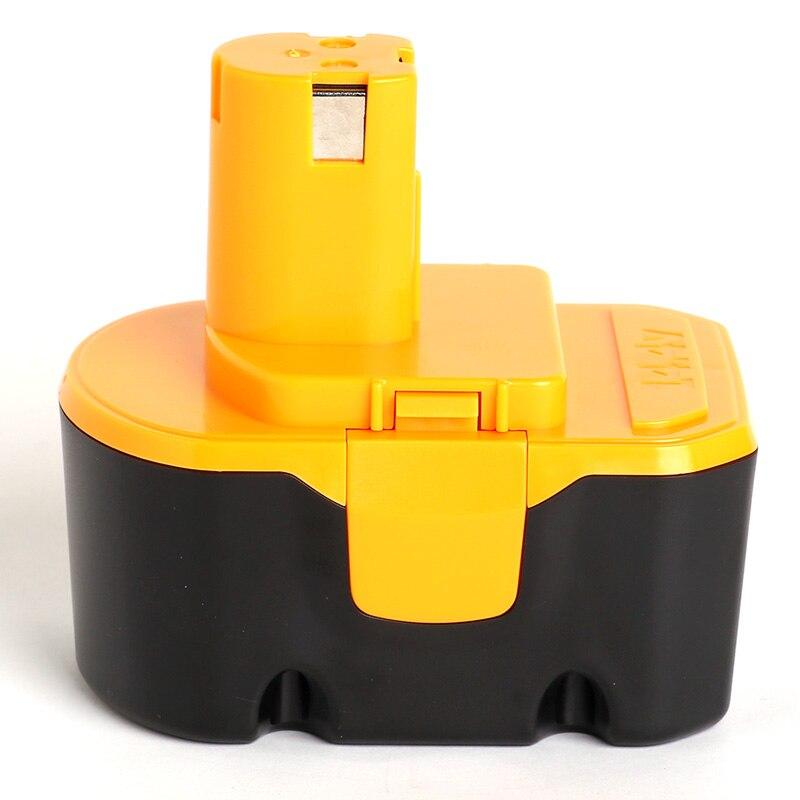 Cncool pour batterie d'outil électrique Ryobi 14.4 V 3000 mAh 1400144/1400671/130224010/130224011/4400011/1314702/B-8287/BPT1026/RY-1444 - 3