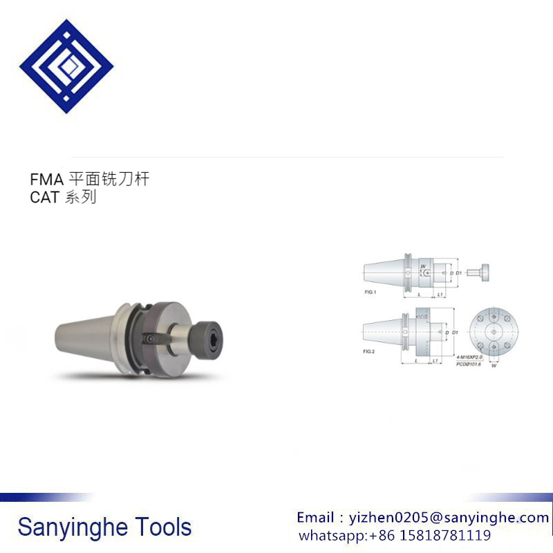 High quality CNC Milling machine CAT50 FMA25.4 1.75/CAT50 25.4 4.00 Face Mill Chucks End Mill Cutter Arbor Lathe Tool holders