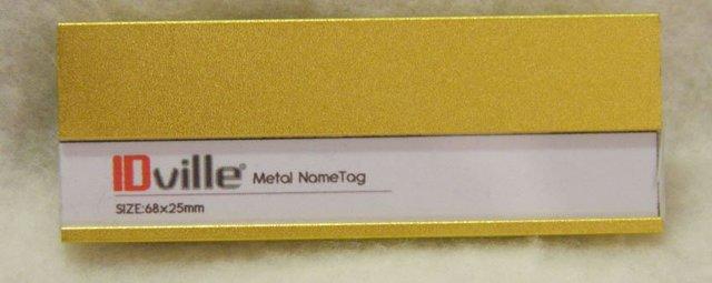 Free Shipping!!! & Free Logo offer!!! Wholesale ID Holder Metal Nametag / Badge Reels /Badge Holders / 50 pcs/bags