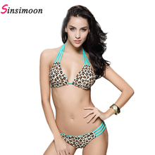 2016 New Arrival High Quality Bathing Suit maillot de bain femme Push Up Low Waist Sexy Bikini Set Hot Sale Swimwear LB5049 nidalee sexy women swimwear high waist bikini plus size 3xl swimsuit beach bathing suit push up bikini set maillot de bain femme