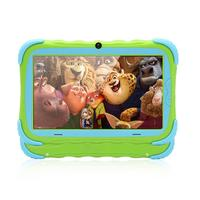7 inch Android 7.1 Kids Tablet 16GB Babypad Edition PC with Wifi and GMS Certified Supported Kids Proof Case tablet for children