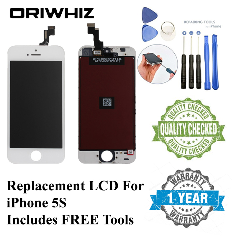 Grade AAA Screen LCD für iPhone 4 4 S 6 5 5 S 5C SE Display LCD Touch Screen Ersatz digitizer Montage Highscreen Display