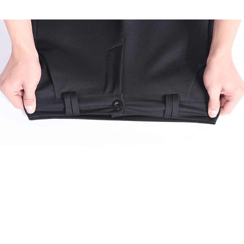 """Quần Bút Chì Quần Tây Nữ Thu Đông 2019 Mới Mắt Cá Chân-Chiều Dài Pantalon Femme Cao Cấp Mỏng Co Giãn Pantalones Mujer """"Người Phụ Nữ Quần"""