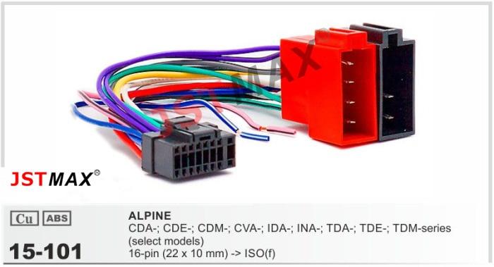 Popular Radio Wiring Adapter-Buy Cheap Radio Wiring ...