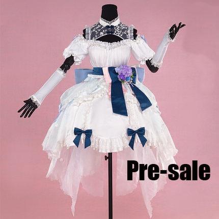 [pre-sale]anime-font-b-vocaloid-b-font-luotianyi-wedding-lolita-dress-uniform-halloween-cosplay-costumes-for-women-new-2018