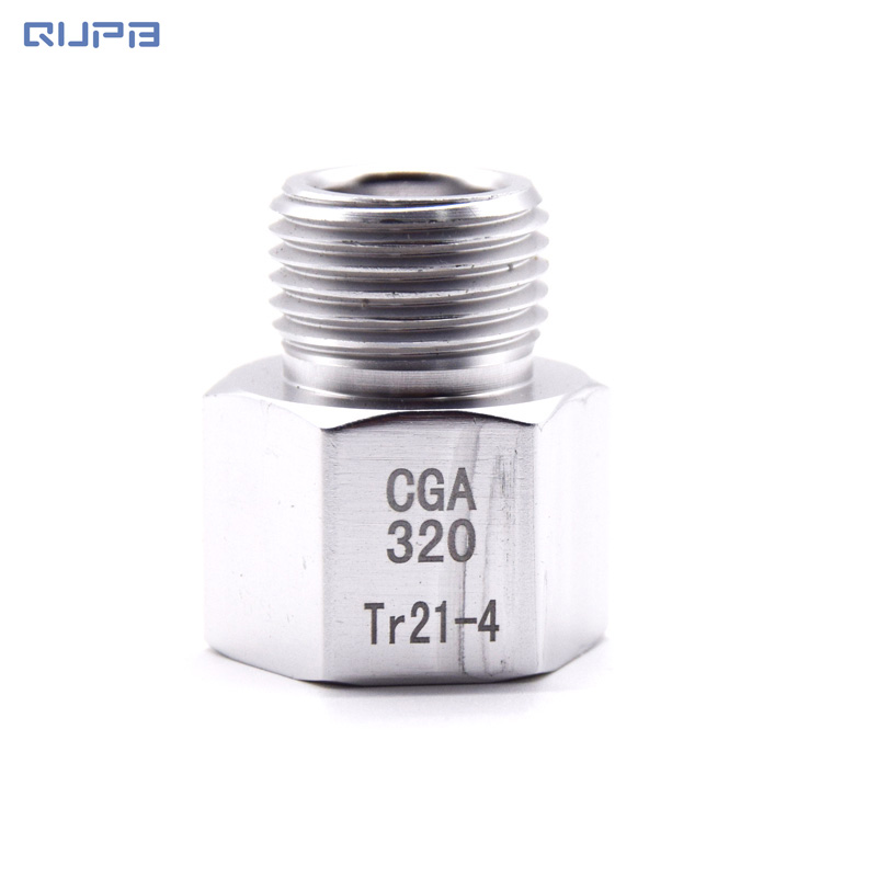 QUPB Soda Stream Air Fill Adapter Thread Convertor