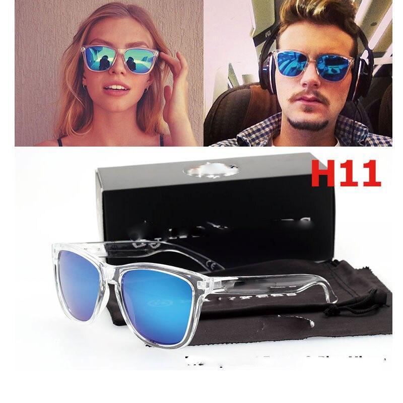 2019 caliente de lujo de alta calidad nuevo diseño de marca hombres Gafas de sol de las mujeres clásico gradiente de embalaje original Gafas de gg hawker