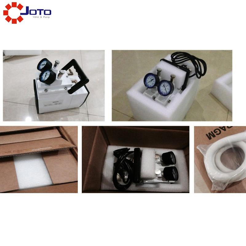 Low noise and Good quality 110/220V LH-85(L) Oilless Diaphragm Vacuum Pump