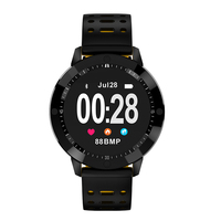 CF58 Smart watch IP67 waterproof Fitness tracker Heart rate monitor Sports Men women smartwatch for mi band Android IOS