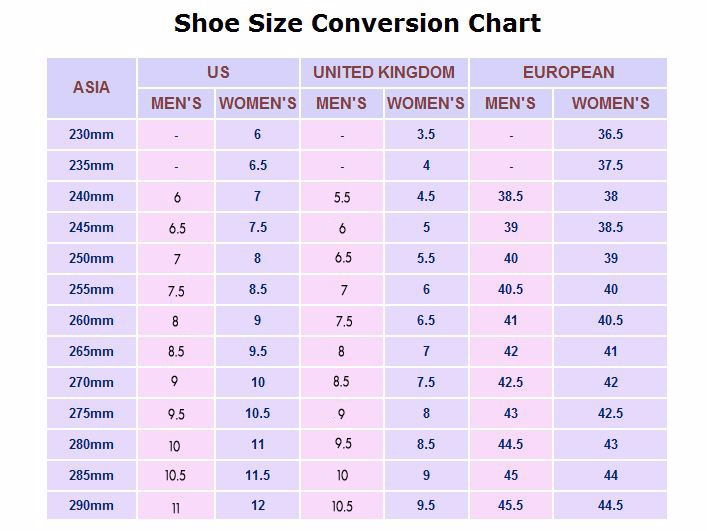 us size chart for philippines: Foot size chart philippines to us philippine shoe size off topic