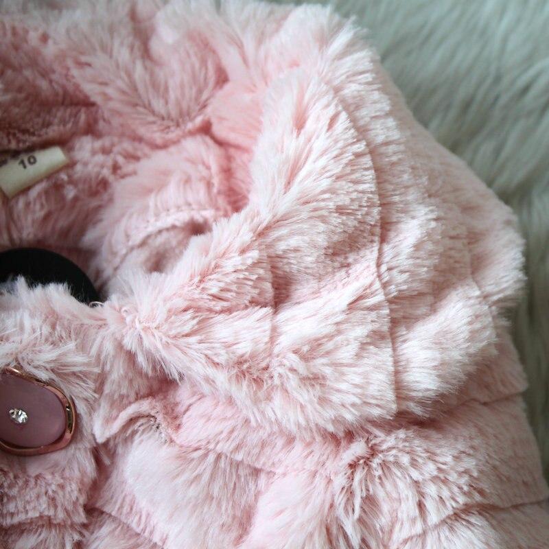 fur coat girls