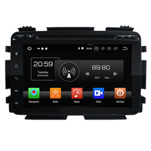 KLYDE 8″ 2 Din 8 Core 32GB Android 8.0 Car Multimedia Player For Honda HRV VEZEL 2015 Car DVD Player
