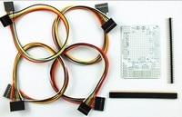 Snelle Gratis Schip Proto schild voor pcDuino/pcDuino prototype board Demo Board