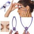 Hot DIY Mulheres Enfrentam no Corpo Do Cabelo Threading Sistema Manualmente Lâmina de Depilação Depilador Depilação Maquiagem Ferramentas de Beleza Portátil Kit