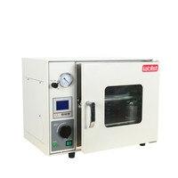 0.9 cu.ft (25l) forno de secagem a vácuo do laboratório 250c (até 210l  10 prateleiras)