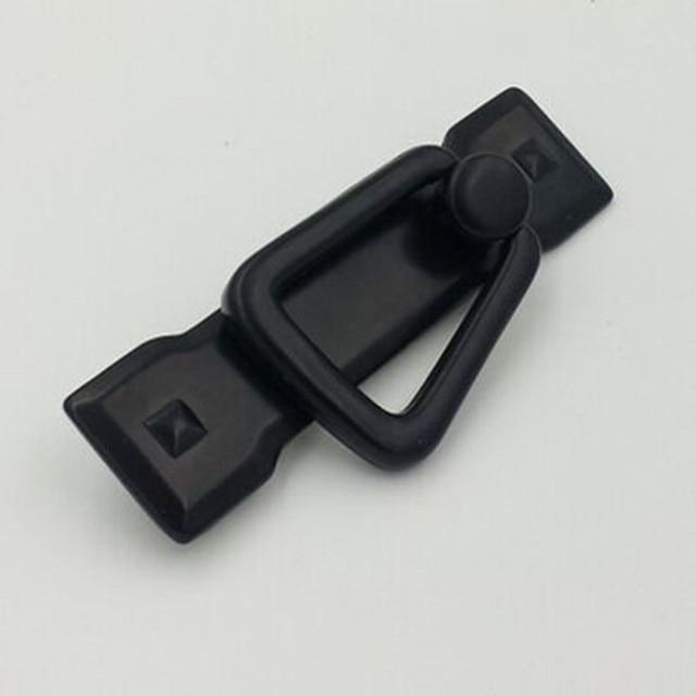 76mm 56mm moderne einfache blak tropfen ringe möbel griffe antik ...