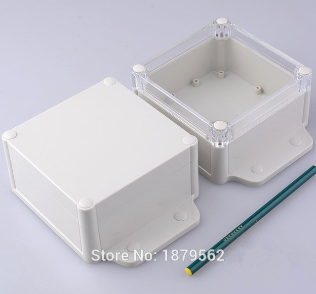 2 styles 16812061mm ip68 wall mount junction box waterproof 2 styles 16812061mm ip68 wall mount junction box waterproof plastic sciox Choice Image