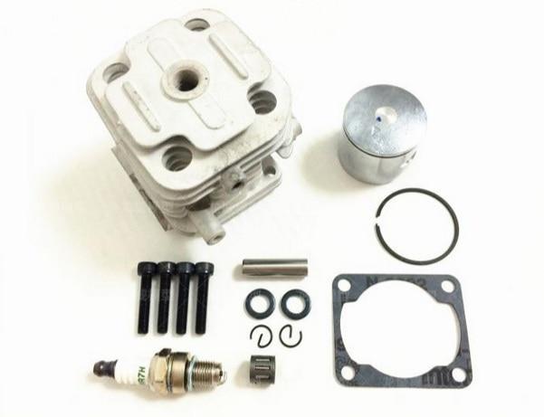 26cc engine bigbore kits parts fit 26cc Rovan zenoah engine,1/5 RC car parts, with free shipping. 1 5 rovan rc car spare parts engine parts 36cc 4 bolts engine with walbro1107 carb and ngk spark plug 81020