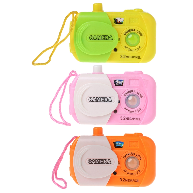 Digital Camera Children Toy Projection Digital Camera Toy Educational Toy Simulation Play Toys Gift For Kids