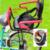 Cadeira de criança de bicicleta após o assento traseiro bicicleta elétrica bicicleta dobrável braço do assento da segurança do bebê crianças cadeira dobrável