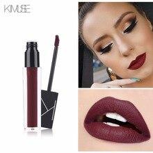KIMUSE Makeup Nude Matte lipstick Rouge a Levre Mat Lips Lip