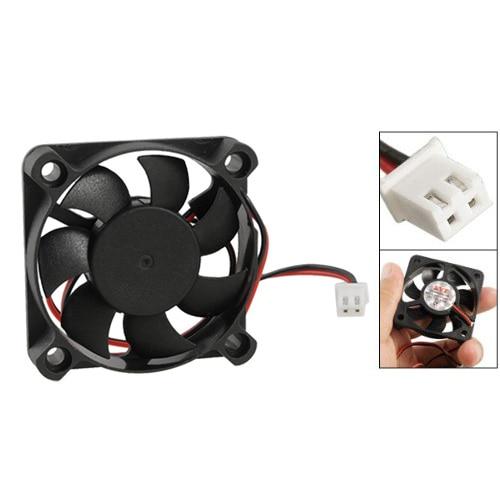 все цены на CAA-Hot Brushless 50 x 50 x 10mm DC 12V 5010 7 Blade Cooling Fan онлайн
