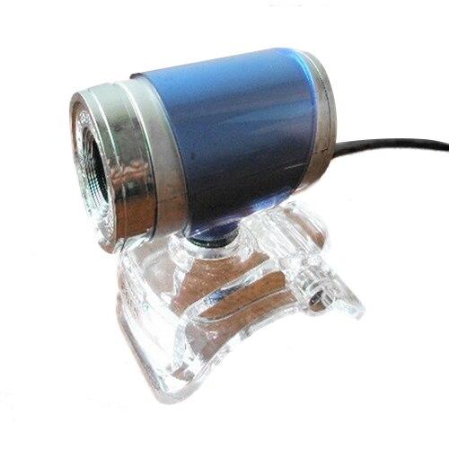 USB UVC веб-Камера HD Webcam Высокое разрешение PC цифровая сеть бар ноутбук Office для дома синий