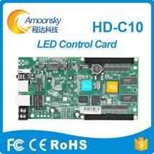 Full color Asynchronous controlador huidu HD-C10 Para pequeno/médio display led com 3g e wifi controlador