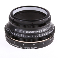 DIY Mount Cover for Canon EF Customized full frame Cine Lens CAN50/1.4 EF DSLR