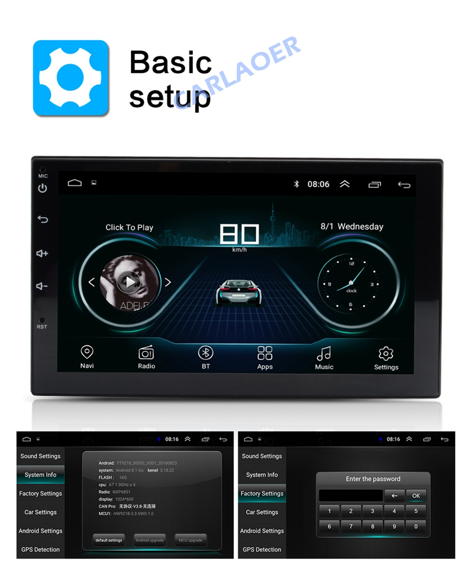 car android 2 din -14