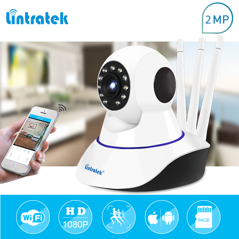 Vigilancia wifi cámara CCTV IP P2P Wi-Fi hd 1080 p 2mp mini inalámbrico de PTZ Cámara Monitor de bebé Babyphone IP Cam IR