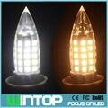 5pcs/lot Mini E14/G4/G9 Ceramic LED Bulb Lamp 220V 5W 44Pcs SMD2835 Candle Light Replace Halogen Lamp Chandelier Pendant Lights
