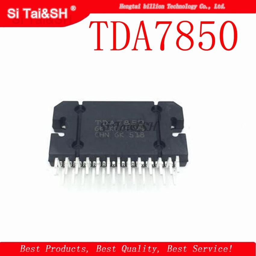 1PCS TDA7850 Zip TDA7850A ZIP-25 New and Original IC