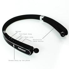 Askmeer Neckband Foldable Bluetooth Headphone