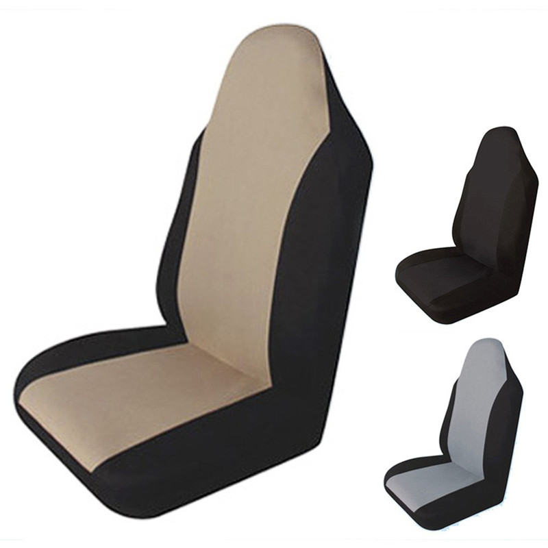 Universal Car Seat Cover Durable Auto Front Rear Seat