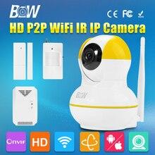 BW Wireless Wifi HD 720P 3 6mm Endoscope IP font b Camera b font P2P Baby