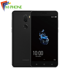 Original Letv Coolpad Cool Play 6 Mobile Phone 5.5″ Snapdragon MSM8976S  4GB 64GB Rear Camera 13MP 4060mAh 4G LTE Fingerprint ID